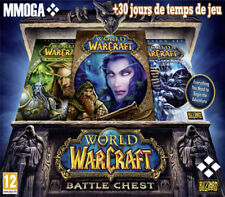 WOW Battlechest - World of Warcraft Blizzard Clé -  Code de téléchargement - FR