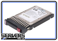 "HP SAS HotPlug 72 GB,Internal,10000 RPM,2.5"" (384842-B21) Hard Drive"