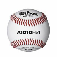 Wilson A1010 NFHS High-Quality Baseballs, Set of 12