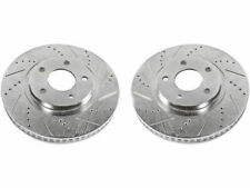 For 2000-2004 Buick LeSabre Brake Rotor Set Front Power Stop 93945WQ 2003 2001