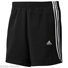 adidas Originals 3 Stripes Chelsea Mens Shorts Climalite Fitness Training L Navy