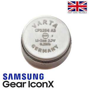 Samsung Gear Icon X Battery - CP1254 (A3) 3.7V 60mAh