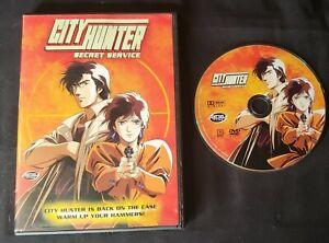 City Hunter: Secret Service (DVD, 2002)