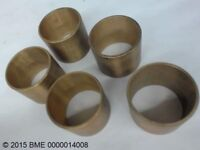Oilite Bushing Bronze New 1//4 id x 3//8 od x 1//2 Brass Bearing insert motor B81