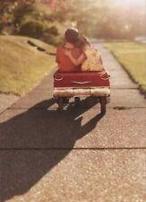 Boy & Girl In Toy Car Anniversary Card - Greeting Card by Avanti Press