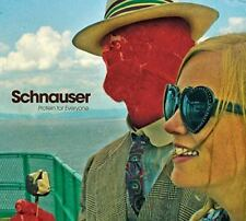 Schnauser – Protein For Everyone (2014)  CD  NEW/SEALED  SPEEDYPOST