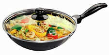 Futura Nonstick Deep Fry-Pan 2Ltr With Glass Lid By Hawkins NDL20G