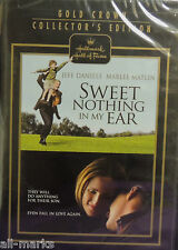 """Hallmark Hall of Fame """"Sweet Nothing in My Ear"""" DVD - New & Sealed"""