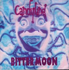 """CANDYLAND bitter moon/i'm a good girl YES 7 uk non fiction 1991 7"""" PS EX/EX"""