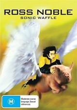 B3 BRAND NEW SEALED Ross Noble - Sonic Waffle (DVD, 2011)