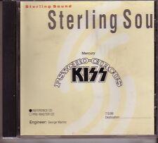 "KISS ""Psycho Circus"" 2 Track PROMO CD"