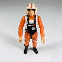 Rare Star Wars LUKE SKYWALKER X-Wing Pilot Action Figure 1978