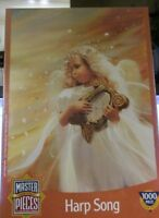 Masterpieces HARP SONG Jigsaw Puzzle- 1000 Piece - New Sealed