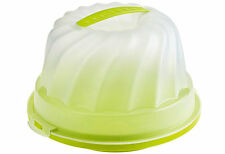 Rotho Kuchenbehälter Gugelhupf Behälter Kuchenbox Transportbox