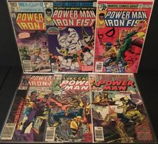 Power Man Luke Cage Key Lot #41 #42 #54 #57 #75 #105 1st Heroes for Hire