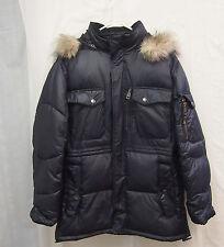 GAP Clothing Company 1969 Parka w/ Faux Fur Fixed Hood Winter Coat Jacket NWOT