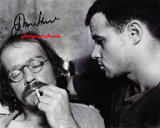 JOHN HURT Midnight Express Signed Original Autographed Photo 10x8 COA LOA #1