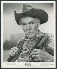 HENRY HULL in Man With The Gun '55 COWBOY SHERIFF OLDTIMER