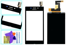 "Touch Screen Digitizer+LCD+Tool Sony Xperia M2 4.8"" S50h D2302 D2303 D2305 D2306"