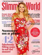 Slimming World Magazine Oct 2015 Setbacks New-season Buys 48 Page Recipe Book