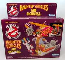 Vtg 1988 RGB Ghostbusters AIR SICKNESS Vehicle Kenner MISB Factory SEALED 80700