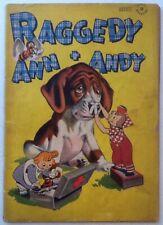 Raggedy Ann & Andy # 15 GD/VG 3.0 Rare Dell