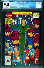 New Mutants Annual #6 CGC 9.8 First Shatterstar 2006680009
