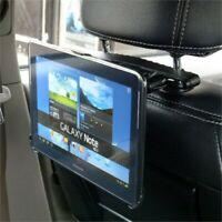 Metal Gancho Coche Soporte Reposacabezas Con Dedicado Tablet De Galaxy Note 10.1