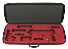 "Peak Case SIG MPX SBR (8"" Barrel) & Pistol Multi Gun Ultralight Hard Case"