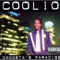 COOLIO - GANGSTA'S PARADISE CD POP 17 TRACKS NEW+