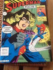 Rare Superman Poche 1983 Numéro 67 Mensuel
