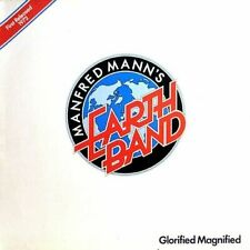 MANFRED MANN´S EARTH BAND --- GLORIFIED MAGNIFIED (CD / Bronze Label)