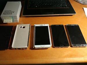 3 Unlocked Samsung Galaxy Note 5 SM-N920A 32gb