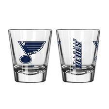 St. Louis Blues Game Day Logo Shot Glass NHL NEW