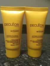 Decleor Hydra Floral 24hr moisture activator Light Cream 2 x 15ml