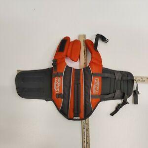 Dog Life Jacket, Outward Hound Granby Splash Medium 5-10 lbs; 11-15in. Girth.