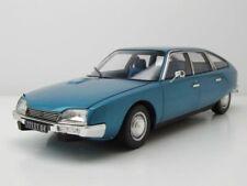 CITROEN CX 2000 1974 Blu Metallizzato, Modello di auto 1:18 NOREV