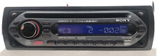 Sony Cdx-Gt200 Cd Receiver Car Stereo Single Din Aux Easy To Use -Fully tested-
