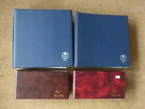 Large GB FDC collection 1966-98 in 4 albums - all FDI HS (360) - rf879