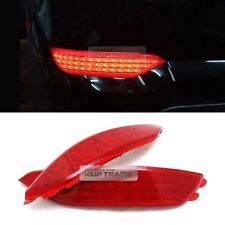 2Way LED Rear Bumper Reflector Lamp Brake Lighting for HYUNDAI 2016-2017 Tucson