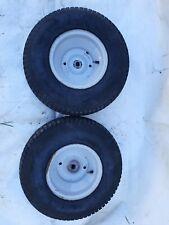 Räder 18x6.50-8 MTD Rasentraktor Aufsitzmäher Hinterräder 19mm Felgen Yardman