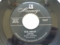 """RALPH MARTERIE & HIS ORCHESTRA - Remember Me / Blue Mirage 1955 JAZZ BIG BAND 7"""""""
