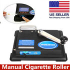 Manual Cigarette Rolling Machine Electric Tobacco Injector Maker Roller NEW