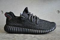 Adidas Yeezy Boost 350 'Pirate Black' 2015 - PIRBLK/PIRBLK/PIRBLK