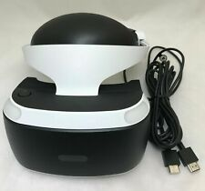 OEM 2ND GEN Sony PlayStation VR Headset PS4 Replacement HEADSET ONLY CUH-ZVR2