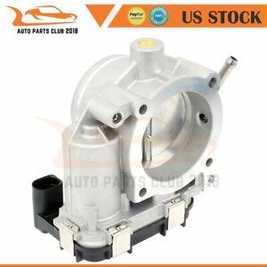 Throttle Body For VW Beetle Jetta 2.5L 2014 2013 2012 2011 2010 2009 2008 2007