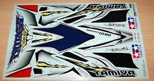 Tamiya 58395 Durga/DB01/DB-01, 1420267/11420267/9495524 Decals/Stickers, NEW