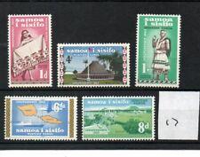Samoa - Elizabeth 1962(17) - Independence - mint