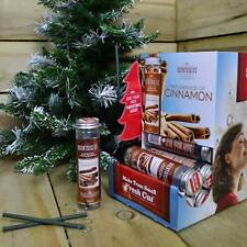 6 Scentsicles Scented Hanging Ornaments Sticks - Two Dashes of Cinnamon