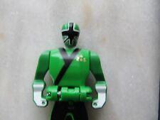 LOOSE  Power Rangers Super Megaforce  Green Samurai Ranger Key